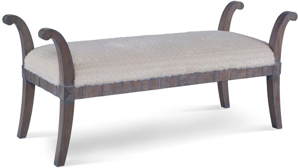 Incredible Chaddock Bedroom Eden Bench Z 1674 63 Shofers Baltimore Md Inzonedesignstudio Interior Chair Design Inzonedesignstudiocom