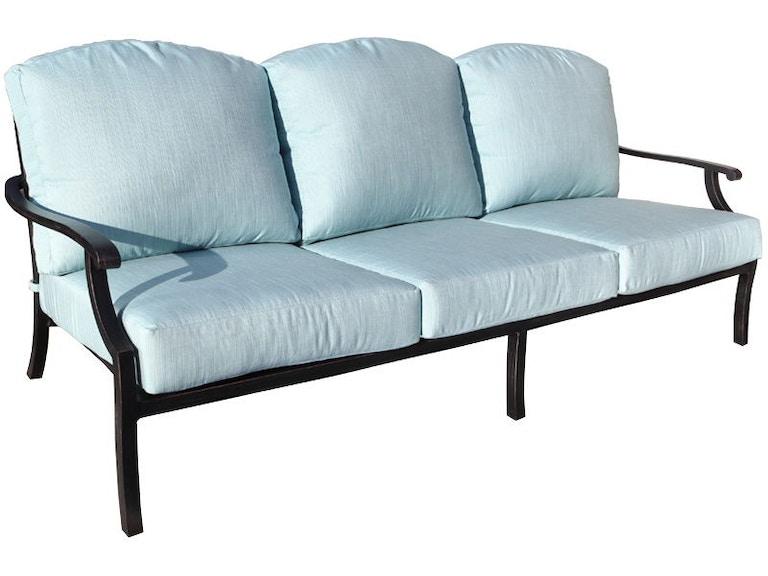Cabana Coast Regency Sofa 60021 From Walter E Smithe Furniture Design