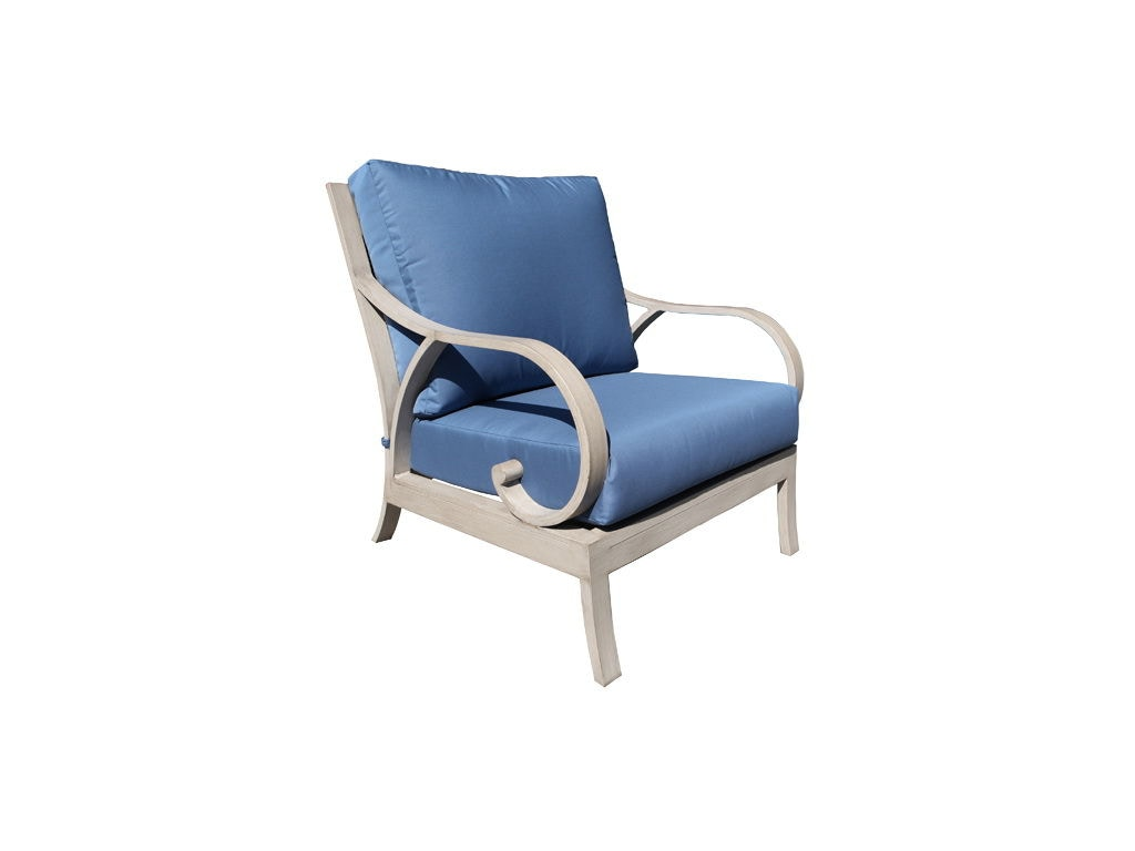 Cabana Coast Classic Lounge Chair 60053 From Walter E. Smithe Furniture +  Design