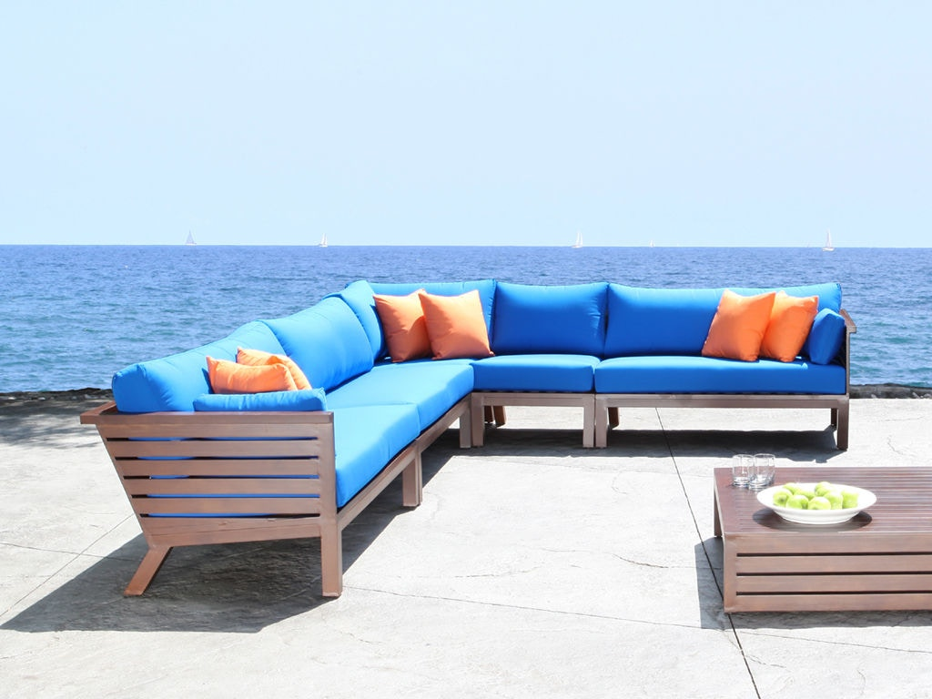 Cabana Coast Apex Outdoor Sectional