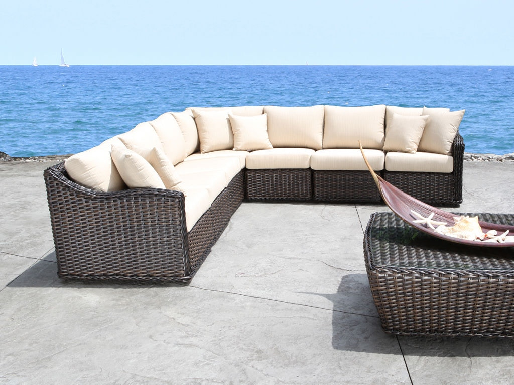 Cabana coast outdoorpatio sku nevada wicker outdoor sectional is available at hickory furniture mart in hickory nc and nationwide