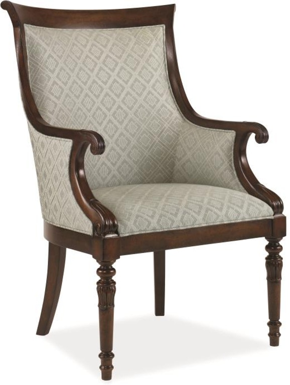 Century Furniture 309 542 Dining Room Arm Chair