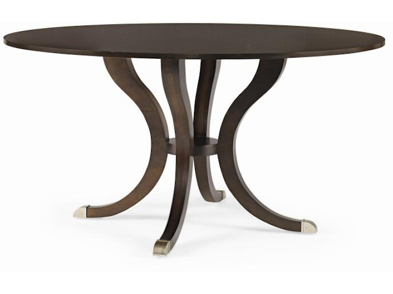 33h 306 Century Furniture Round Dining Table Tribeca