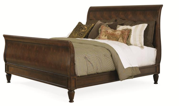 Century Furniture Bedroom Westbourne Sleigh Bed King Size 6 6 369