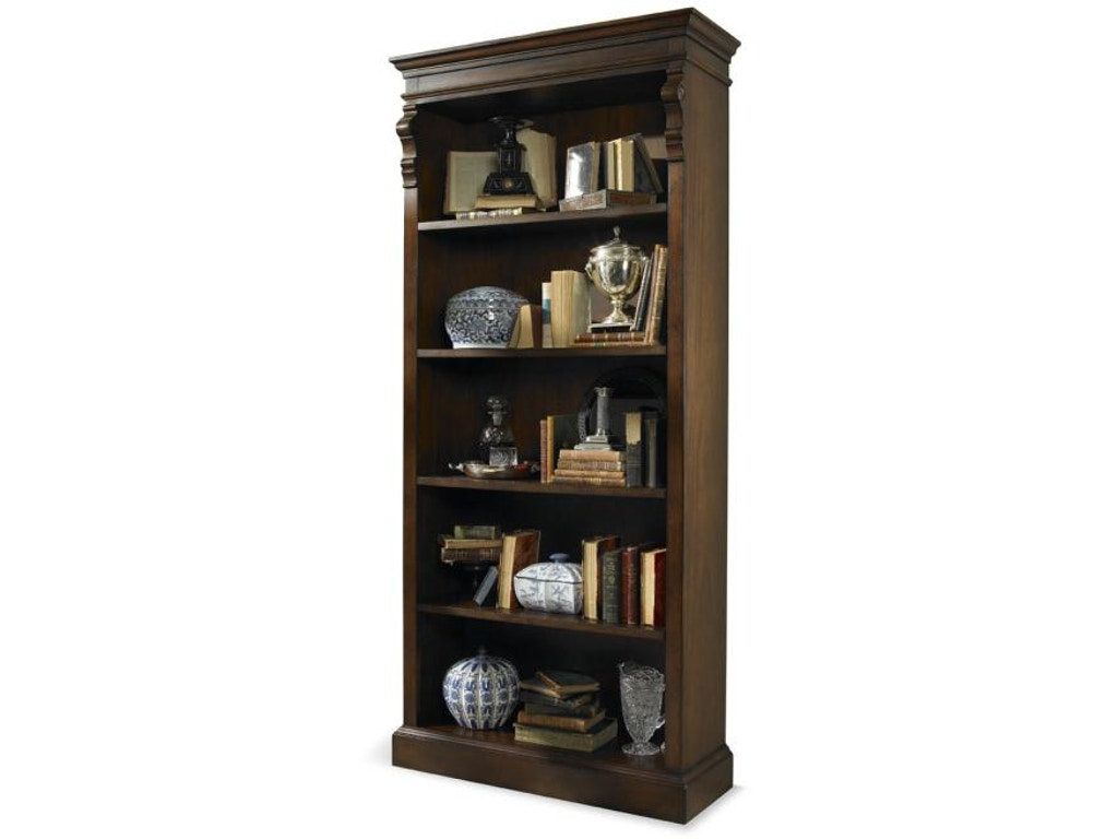 Century Furniture Home Office Oxford Bookcase 369 781 Hickory Furniture Mart Hickory Nc