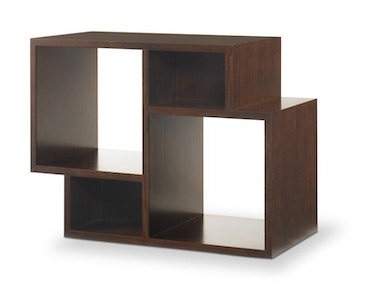 Century Furniture Geometric Modular Bookcase 41H-775