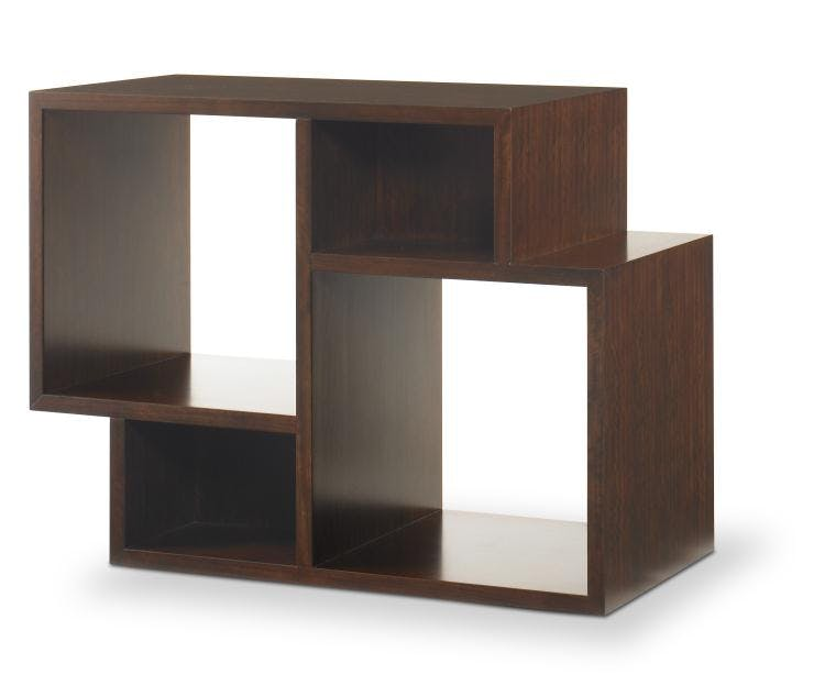 Century Furniture Home Office Geometric Modular Bookcase Cnt41h775 Walter E Smithe Furniture Design
