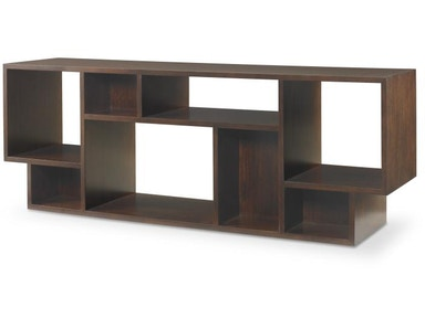 Century Furniture Geometric Entertainment Bookcase 41H-776