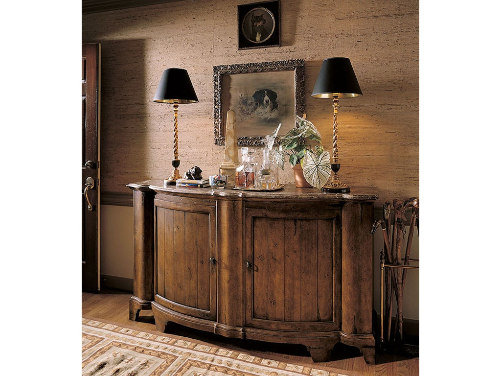 Century furniture dining room somerset credenza with brown for Century furniture