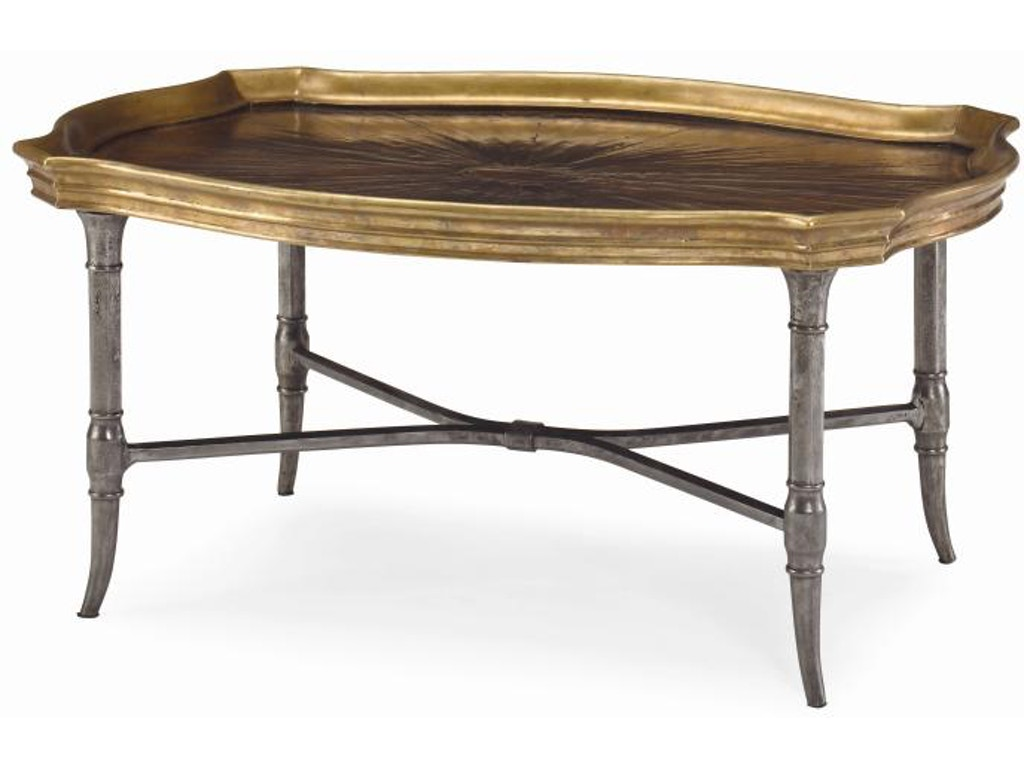 Century furniture living room baltand cocktail table 431 for Century furniture