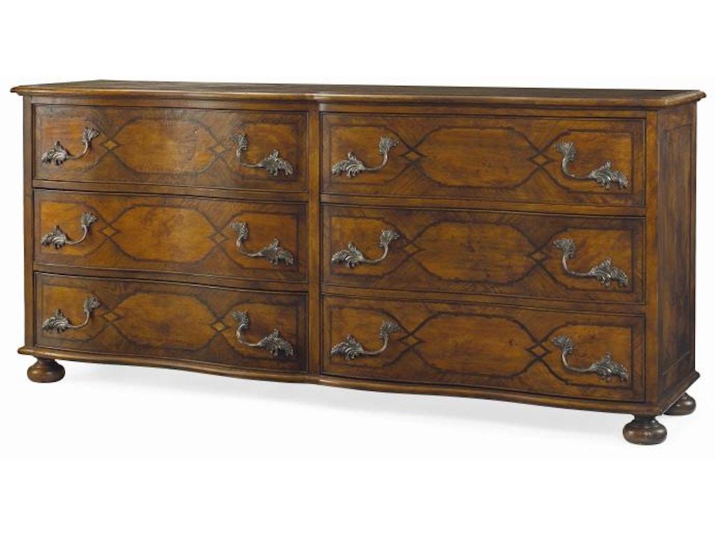 Century Furniture Bedroom Debourg Dresser 43h 207