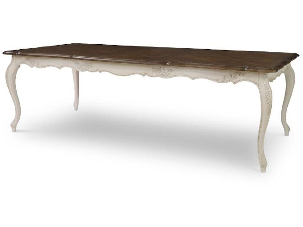 Century furniture dining room costellane dining table 519 304 woodbridge interiors san diego ca - Dining room tables san diego ...