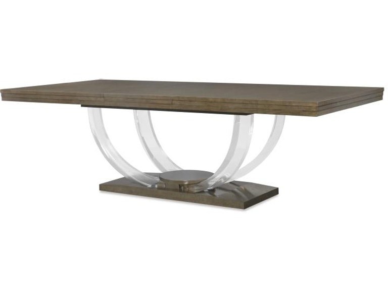 Century Furniture Dining Room Table 559 315 A West