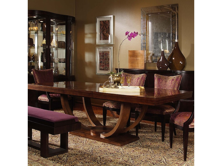 Century Furniture Dining Room Table 559 302 At Today S Home Interiors