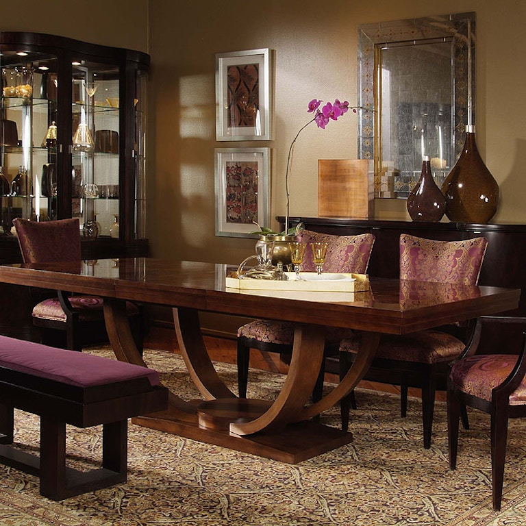 Century Furniture 559 302 Dining Table Interiors Home