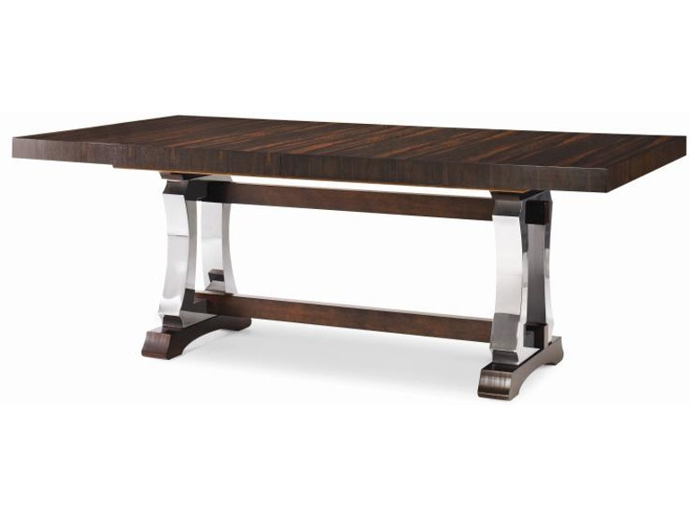 dining room furniture san antonio | Century Furniture Dining Room Qin Dining Table 699-303 ...