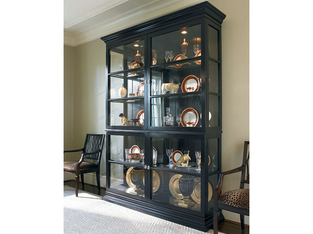 Century furniture living room display cabinet 779 423 hickory furniture mart hickory nc for Living room display cabinets designs