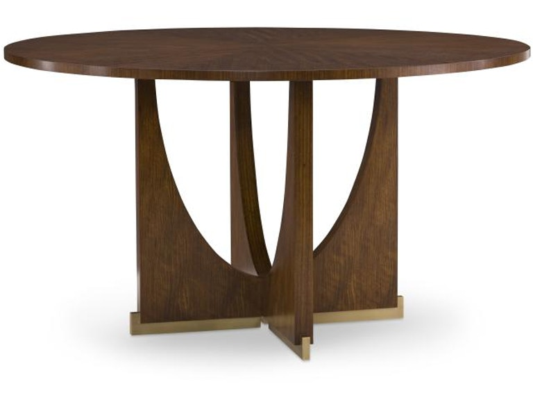 Century furniture dining room dining table base for glass for G furniture chicago