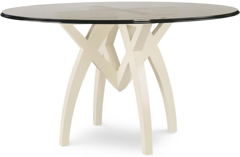 Century Furniture 789 822b G Dining Table Base For Glass Tops Interiors Home Camp Hill