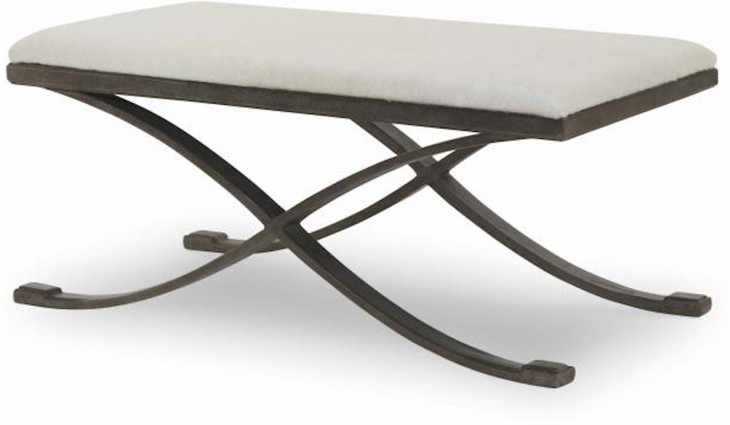 Century Furniture Living Room Girard Bench AE9-555 ...