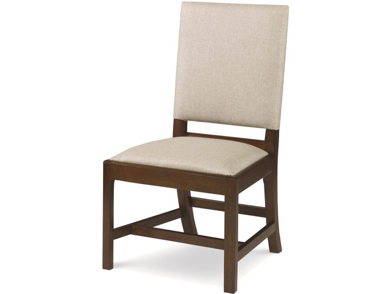 Century Furniture Dining Room Emmett Uph Side Chair Ae9 515 At Von Hemert Interiors