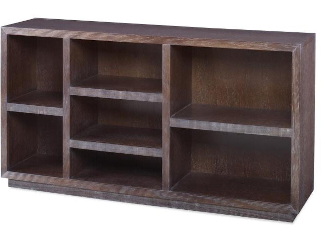 Century Furniture Home Office Studio Bookcase Right Ae9 728r Toms Price Furniture Chicago