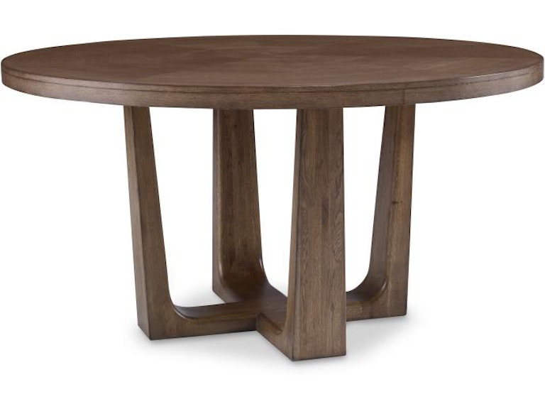 Century Furniture Round Dining Table C49 306