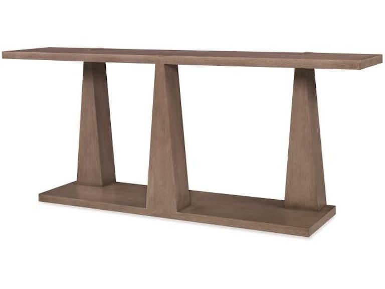 Century Furniture Casa Bella Column Console Table C5h 723