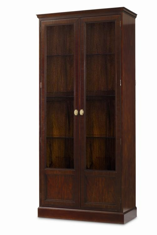Century Furniture Living Room Trace Cabinet I39 776 Wells Home