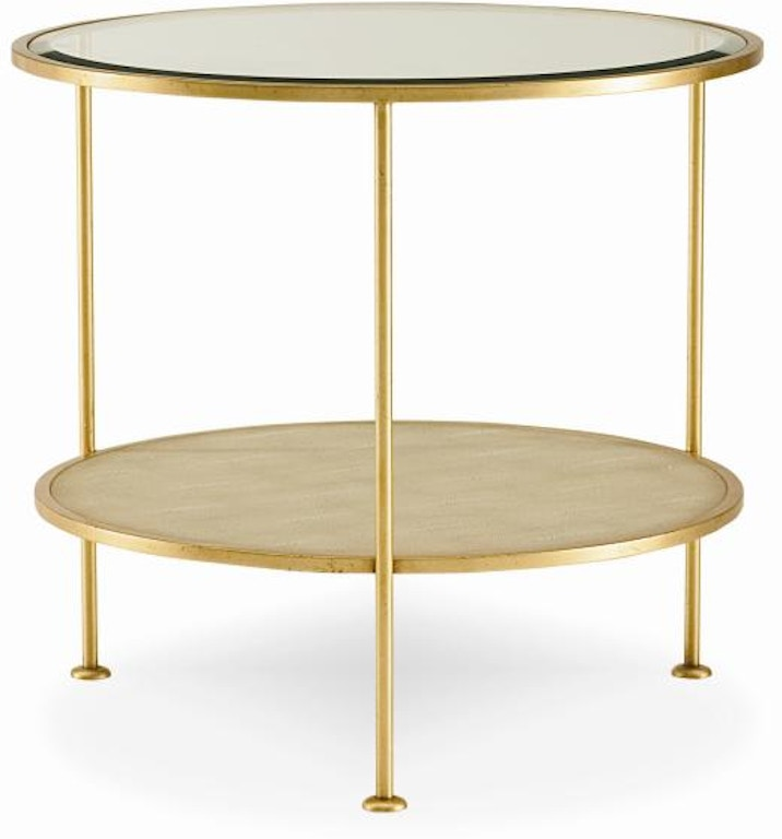 Ashley Furniture San Marcos Ca: Century Furniture Living Room Adele Round End Table MN5577