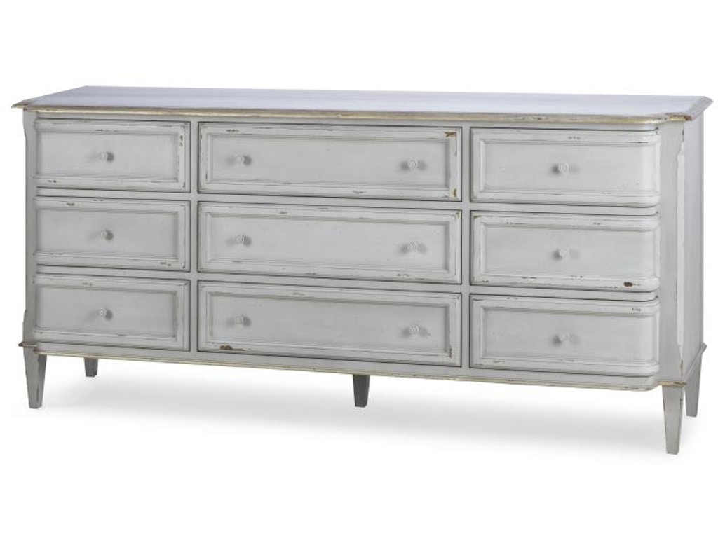Century furniture bedroom madeline dresser mn5770 today for Furniture kettering
