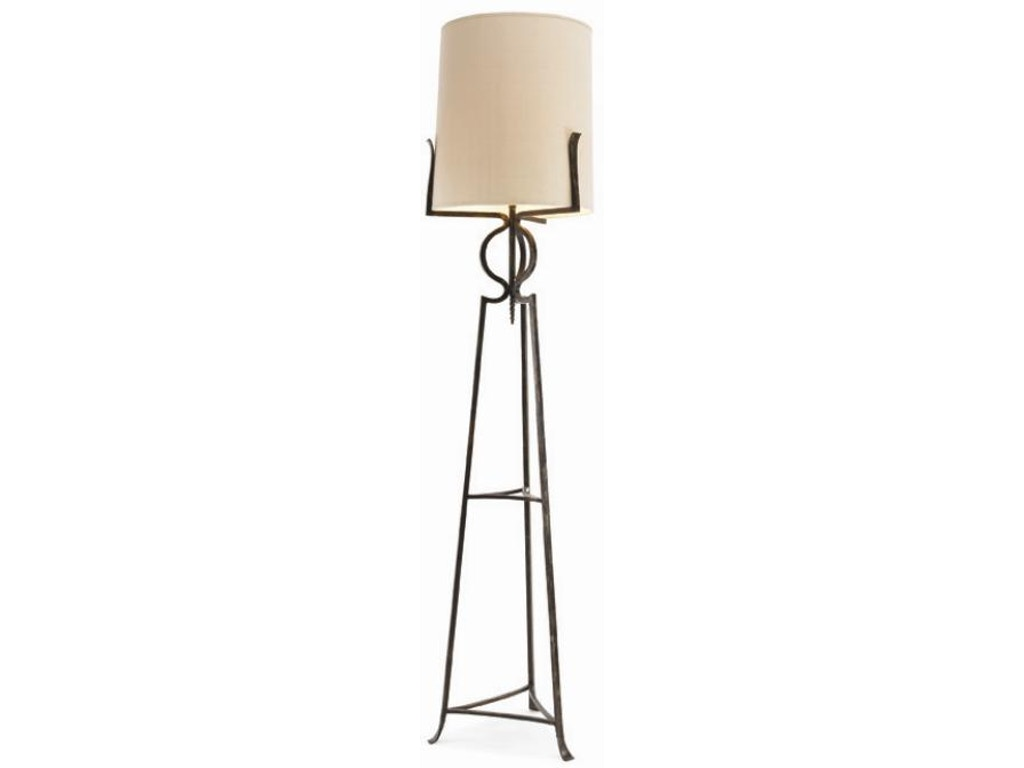 pretty nice c07c1 0387d Wrought Iron Floor Lamp