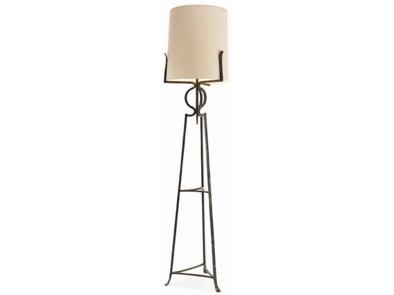 Century Furniture Lamps And Lighting Wrought Iron Floor Lamp Sa8015 Wells Home Furnishings