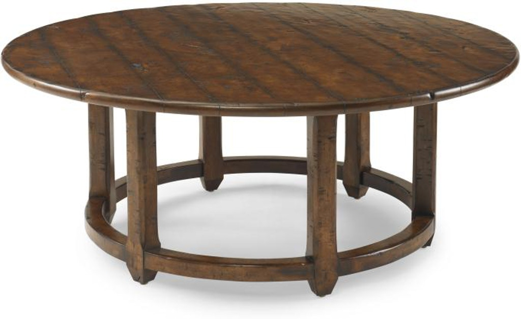 Century Furniture Living Room Grist Mill Cocktail Table T29 602 Hickory Furniture Mart Hickory