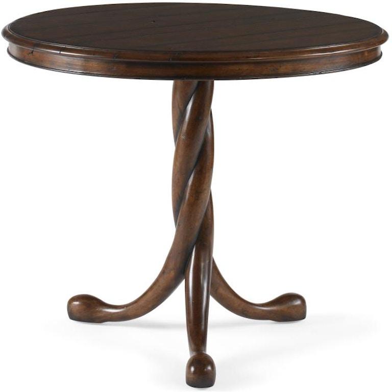 Vine Strap Lamp Table T29 624