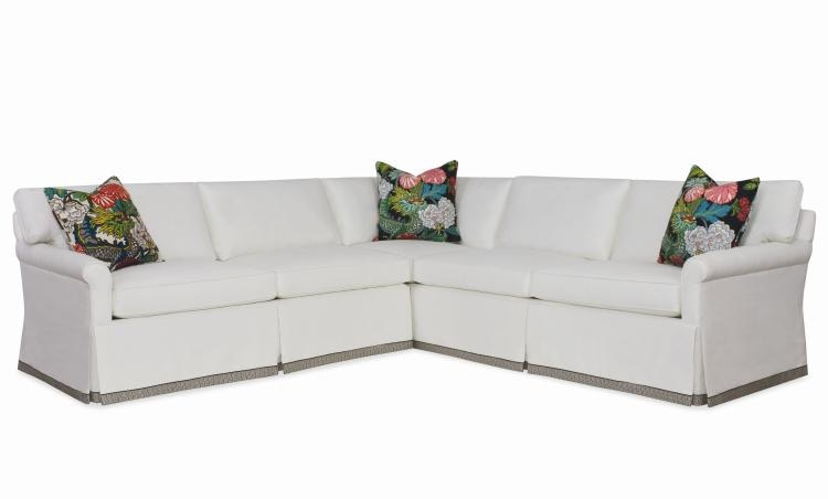 Delicieux Century Furniture Made To Measure Sectional 10 Sectional