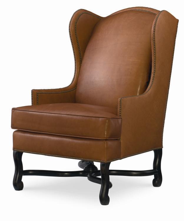 ... Meg Brown Furniture By Century Furniture Living Room Billings Wing  Chair 11 1013 ...