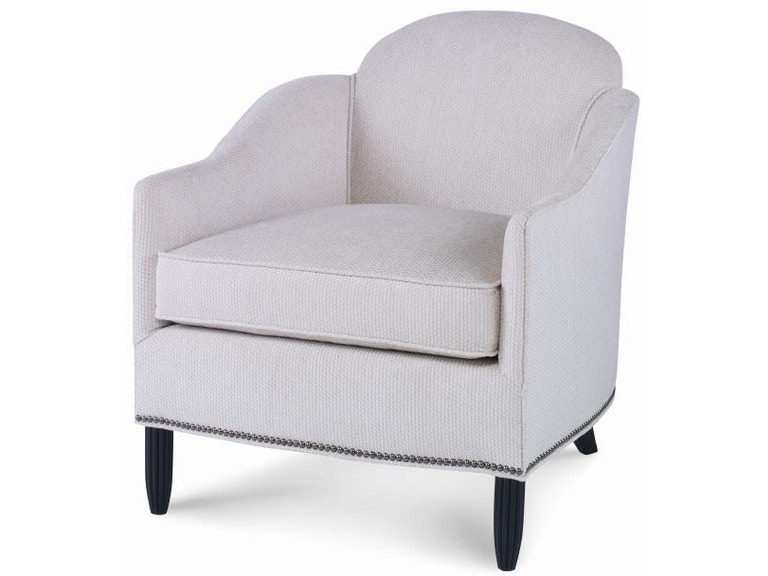Century Furniture Living Room Corbett Chair 11 2137 At Elite Interiors