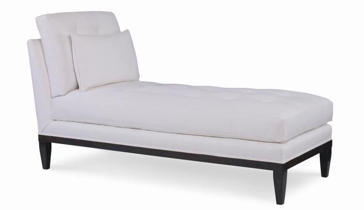 Century Furniture Oliver Chaise Without Casters 11 305NC