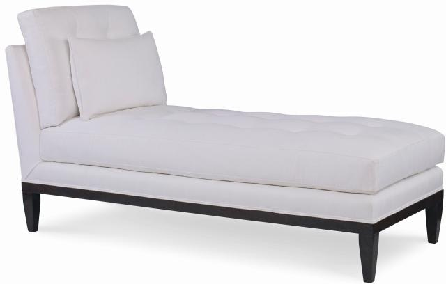 Century Furniture Living Room Oliver Chaise Without