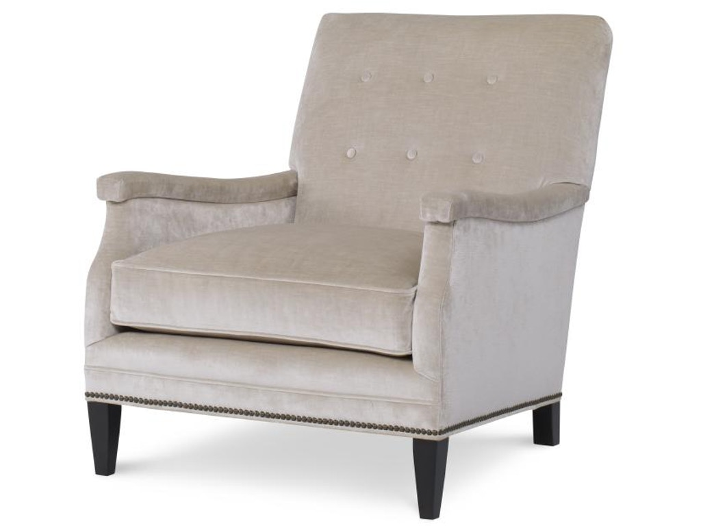Century furniture living room beckett chair 11 1061 for Furniture kettering