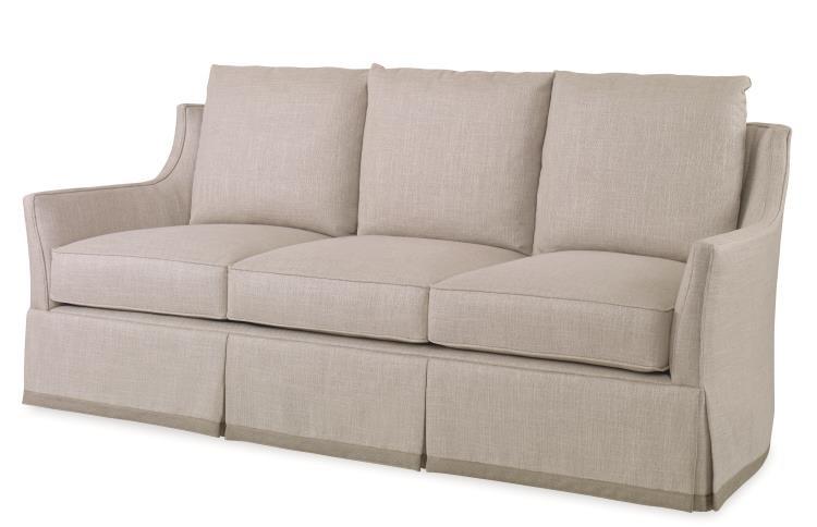 22 2114SK. Eyre Skirted Sofa