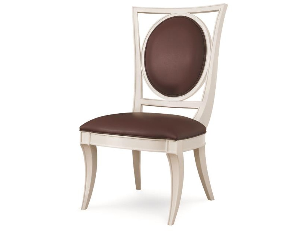 Century Furniture Dining Room Klismos Side Chair 3252s Toms Price Furniture Chicago Suburbs