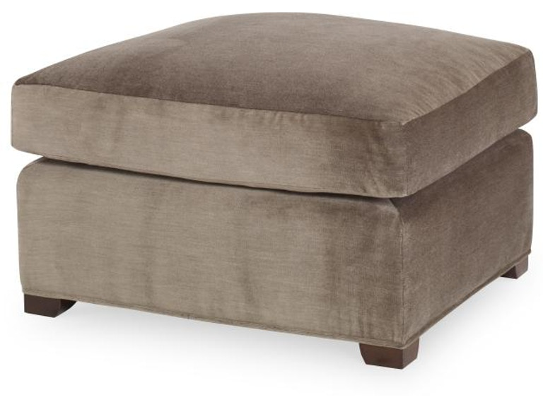 Century Furniture Living Room Houston Ottoman 33 1060 At Louis Shanks