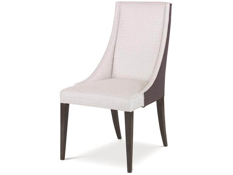 Century Furniture Dining Room Eva Side Chair 3483s At Elite Interiors