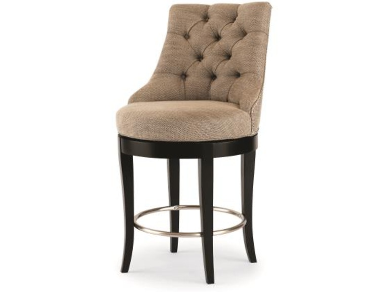 Century Furniture Bar And Game Room Linden Swivel Counter