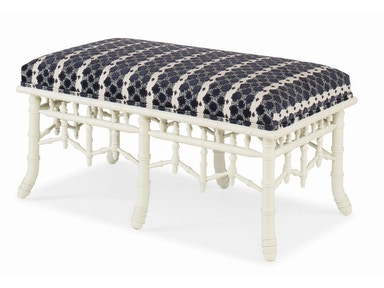 Century Furniture Dover Rectangular Ottoman 3908