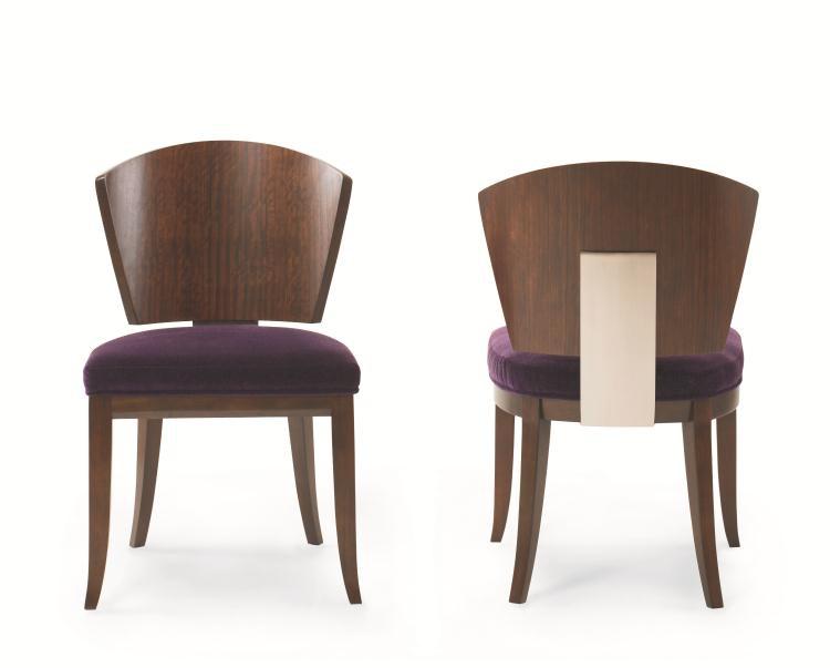 Amazing Century Furniture Slipstream Dining Chair 3378S