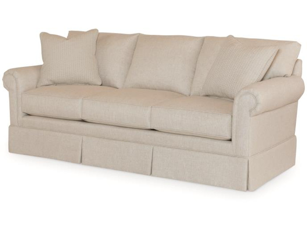 Century furniture living room clayburn sofa esn120 2 for Furniture kettering