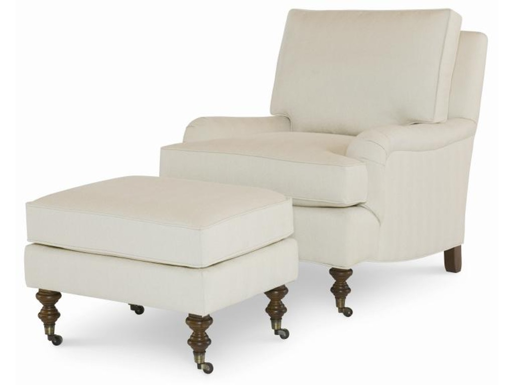 Century Furniture Living Room Smith Ottoman Esn128 12 Today 39 S Home Interiors Dayton